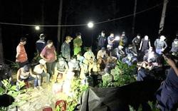 Đường dây đánh bạc quy mô lớn giữa rừng phòng hộ trong cao điểm dịch Covid-19 ở Quảng Nam bị triệt phá