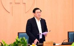 Bí thư Thành ủy Hà Nội: Một số người đã bắt đầu có tâm lý thỏa mãn, chủ quan, khinh địch