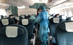 Vietnam Airlines chở công dân Việt Nam bị mắc kẹt tại sân bay tại Nhật Bản về nước