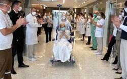 Được đưa vào viện trong tình trạng nguy kịch vì Covid-19, cụ bà 97 tuổi ở Brazil vẫn hồi phục kỳ diệu