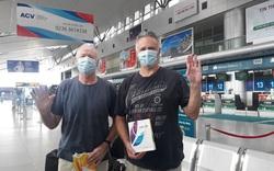 Sau khi về nước, kết quả xét nghiệm của bệnh nhân Covid-19 số 22 người Anh như thế nào?