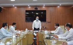 Bí thư Thành ủy TP.HCM Nguyễn Thiện Nhân thăm và làm việc các đơn vị tích cực trong công tác phòng, chống dịch Covid-19