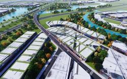Đề xuất xây dựng cầu vượt qua tuyến đường tránh Nam Hải Vân – Túy Loan