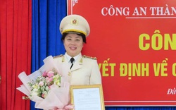 Công an Đà Nẵng công bố các quyết định về công tác cán bộ