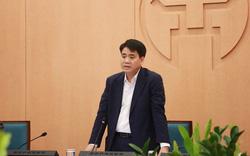 Chủ tịch Hà Nội: Tuần này là thời điểm quyết định dịch bệnh có bùng phát hay không, các ban chỉ đạo phải trực liên tục