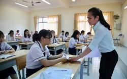 Rút ngắn thời gian thi THPT trong 2 ngày với 4 buổi thi giảm bớt áp lực cho học sinh