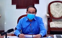 Bí thư Thành ủy TP.HCM Nguyễn Thiện Nhân: Tiếp tục giám sát việc thực hiện quy định về cách ly xã hội, xử lý nghiêm các trường hợp vi phạm