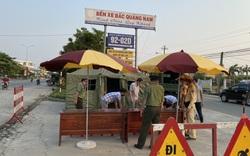Những hoạt động nào ở Quảng Nam tiếp tục tạm dừng để phòng chống Covid-19?