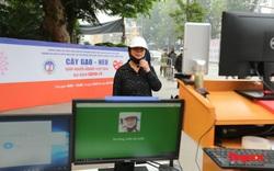 Hà Nội: Ứng dụng công nghệ nhận diện khuôn mặt AI để phát gạo cho người nghèo