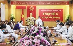 Ông Nguyễn Hồng Lĩnh được bầu giữ chức Phó Chủ tịch UBND tỉnh Hà Tĩnh