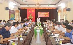 Huyện Giao Thủy (Nam Định) quyết liệt triển khai công tác phòng chống dịch Covid-19