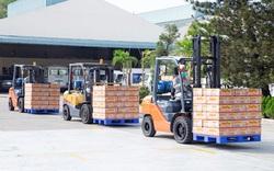 Vượt trở ngại Covid-19, Vinamilk xuất khẩu sữa sang Trung Quốc