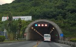 Tạm ngừng dịch vụ trung chuyển qua hầm Hải Vân