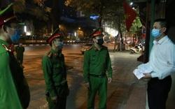 Hà Nội triển khai 30 chốt giám sát việc thực hiện cách ly xã hội