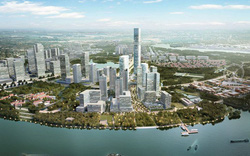 Tp.HCM xem xét kiến nghị của chủ đầu tư dự án 1,2 tỷ USD tại Thủ Thiêm