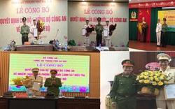 Công an Hà Nội bổ nhiệm hàng loạt nhân sự mới