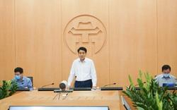 Hà Nội tiếp tục triển khai test nhanh tại chợ đầu mối Minh Khai, Phùng Khoang