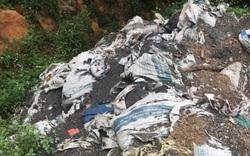 Điều tra, làm rõ vụ chôn lấp chất thải có hàm lượng chì gấp 86,4 lần cho phép
