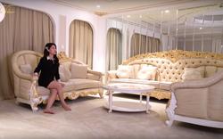 Nhà đẹp được ghép từ 6 căn hộ của Ngọc Thanh Tâm khiến ai cũng trầm trồ