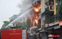 Hà Nội: Cháy nhà trên phố cổ