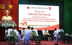 Công an Đà Nẵng vận động hiến gần 1.400 đơn vị máu trong