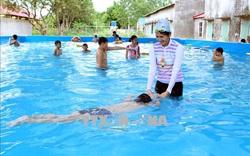 Điện Biên: Tổ chức Lễ phát động toàn dân tập luyện môn bơi phòng, chống đuối nước trên địa bàn tỉnh năm 2020