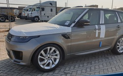 Lô Range Rover 2020 đầu tiên cập cảng Việt Nam, giá cao nhất hơn 8 tỷ nhưng giảm cả trăm triệu đồng