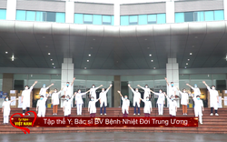 Tự hào Việt Nam- cổ vũ tinh thần các bác sĩ, chiến sĩ và người Việt Nam chống dịch bệnh