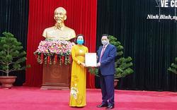 Bộ Chính trị trao quyết định bổ nhiệm Bí thư tỉnh Ninh Bình giữ chức Phó trưởng Ban Tổ chức Trung ương