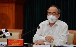 Bí thư Thành ủy TP.HCM chỉ ra 3 nguy cơ lây nhiễm dịch bệnh Covid-19 trong thời gian tới