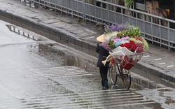 Bắc Bộ và Bắc Trung Bộ trời tiếp tục mưa rét