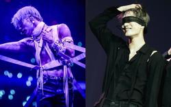 Khi idol Kpop bịt mắt nhảy: Jimin (BTS) nhào lộn chuẩn xác, Taemin có sân khấu để đời, có nhóm tân binh mò mẫm tìm đồng đội trông thấy thương