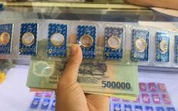 Phiên đầu tuần, giá vàng trong nước tiếp tục đi lên, bất chấp vàng thế giới giảm