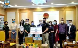 Giải bóng rổ chuyên nghiệp Việt Nam tham gia hỗ trợ công tác phòng chống đại dịch Covid-19