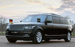 Choáng trước độ sang xịn của Range Rover độ kéo dài thành limousine chống đạn - Xe cho nguyên thủ giá 19 tỷ đồng
