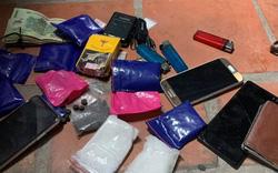 Lãnh đạo Bộ Công an khen thưởng Công an xã Nguyên Khê bắt giữ đối tượng tàng trữ ma túy