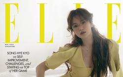 Hé lộ hình ảnh mới nhất của Song Hye Kyo, ai bảo tường thành nhan sắc của Kbiz đã sụp đổ