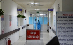 Thêm 2 bệnh nhân dương tính trở lại với SARS-CoV-2, trong đó 1 ca phức tạp