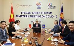 Thứ trưởng Lê Quang Tùng kiến nghị các quốc gia ASEAN chia sẻ kinh nghiệm trong quá trình tháo gỡ khó khăn, phục hồi ngành du lịch