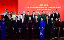 Thành phố Hồ Chí Minh tổ chức trọng thể Lễ kỷ niệm 45 năm Ngày Giải phóng miền Nam, thống nhất đất nước