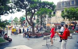 Các khu, điểm du lịch lớn ở Đà Nẵng đã có khách tới tham quan, du lịch trở lại