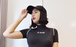 Hoa hậu Ngọc Hân cắt tóc ngắn sau nhiều năm