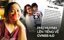 Phụ huynh nêu quan điểm về Tiếng Việt không dấu: