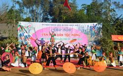 Điện Biên: Tiếp tục phát triển và nâng cao hiệu quả hệ thống thiết chế văn hoá, thể thao cơ sở