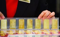 Phiên giao dịch đầu tuần, giá vàng quay đầu giảm