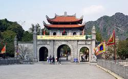 Tổng lượt khách đến Ninh Bình trong Quý I/2020 giảm mạnh