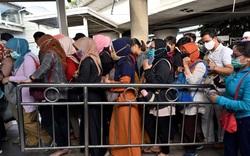 Thủ đô Jakarta của Indonesia 'mạnh tay' giãn cách xã hội