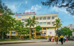 Đại học Văn hóa công bố điểm chuẩn và danh sách thí sinh trúng tuyển năm 2020