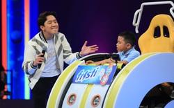 Trấn Thành mê tít cậu bé 6 tuổi cover toàn hit triệu view mở màn mùa 3 Nhanh Như Chớp Nhí