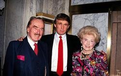 Ảnh cũ của Tổng thống Mỹ bên đấng sinh thành gây chú ý và lần trải lòng hiếm hoi về cha mẹ của ông: